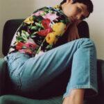 Xavier Casanueva Ana Rojas Suit Magazine