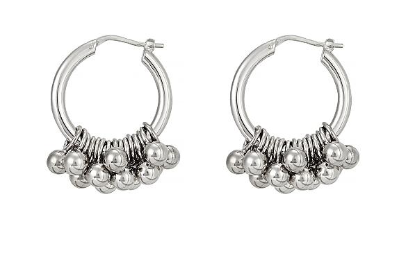 jil sander earrings suit magazine