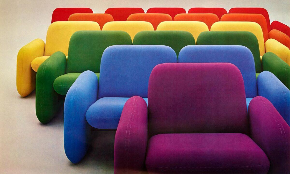 Herman Miller Modular sofas