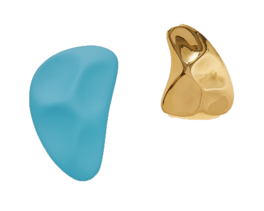 monica sordo earrings suit magazine