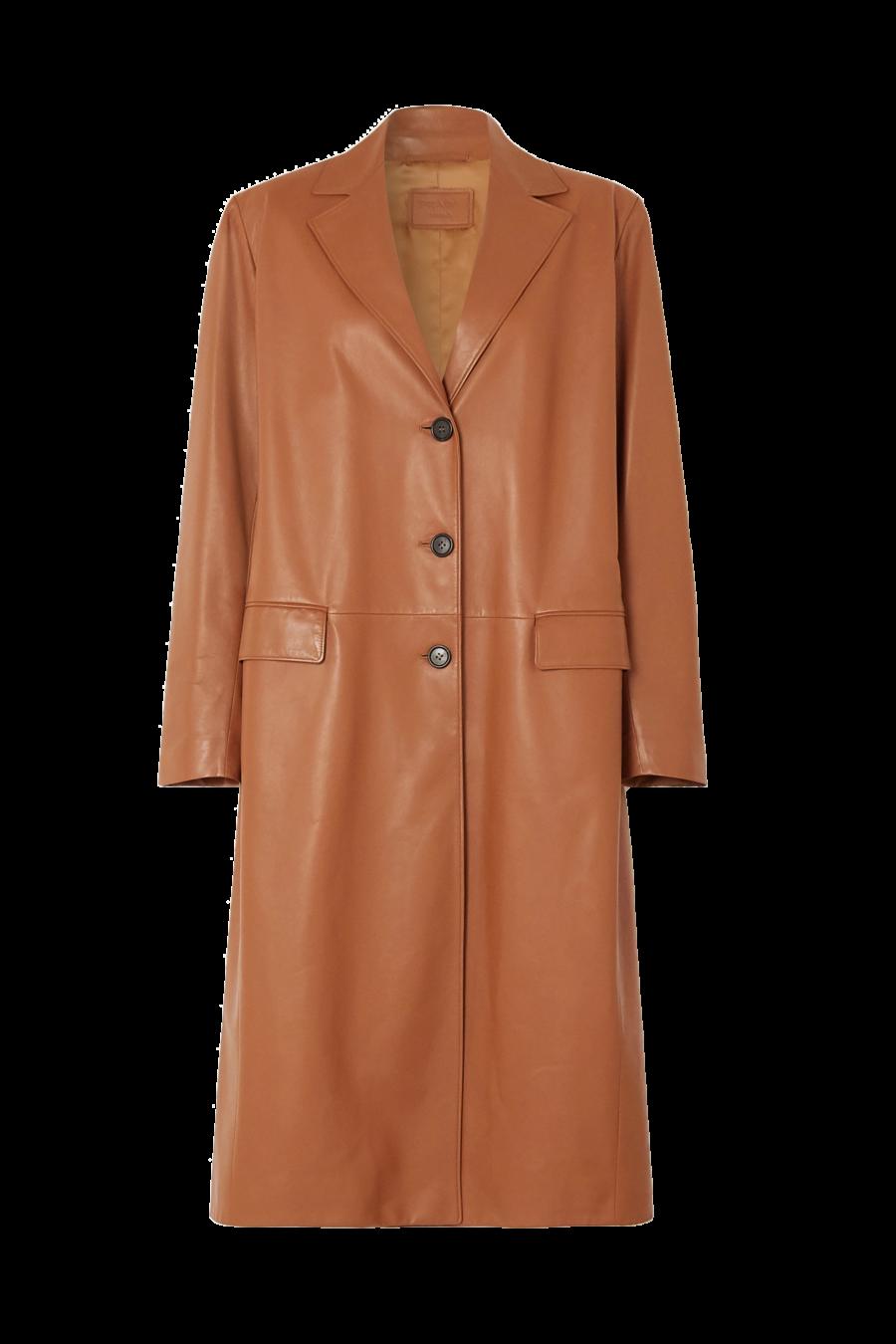 Prada Coat Suit Magazine