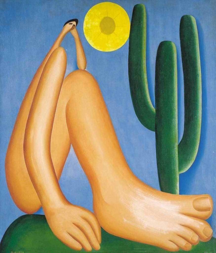 Abaporu painting