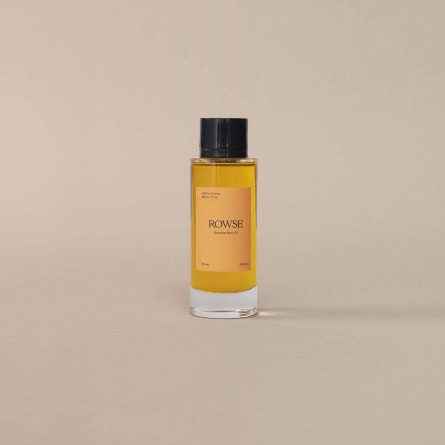 Rowse Summer Body Oil